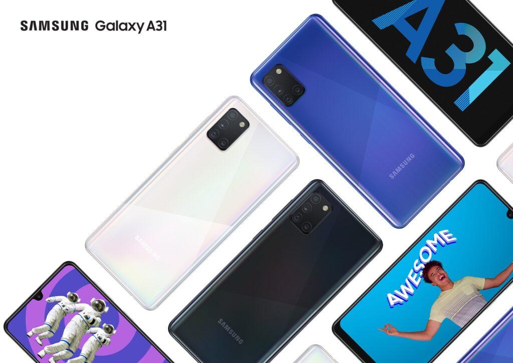 Samsung Galaxy A31 OTKUP TELEFONA NOVI SAD 0640782718